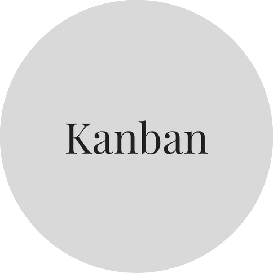 Kanban Home Page button