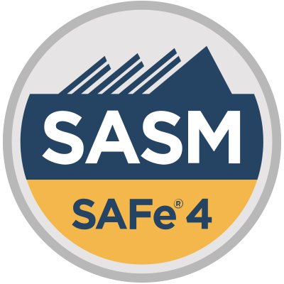 SASM Certificate by Value Glide