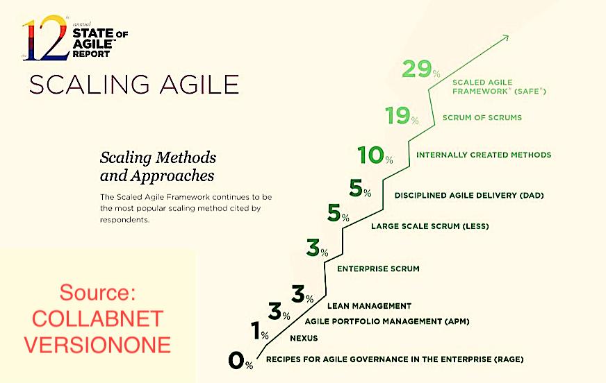 Scaled Agile Framework Market Share