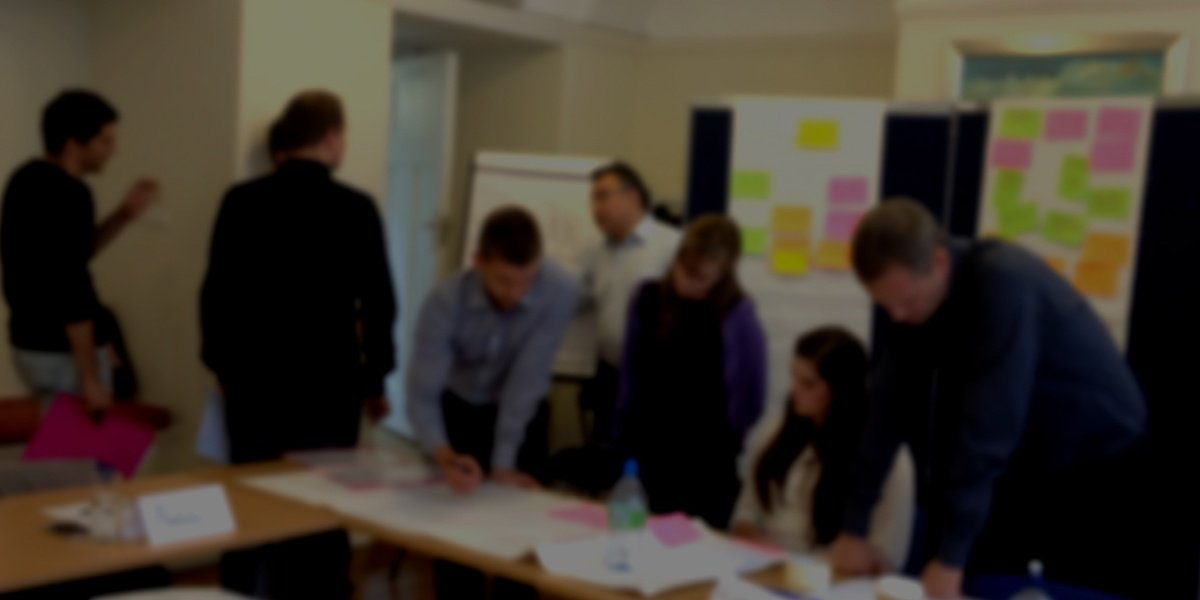 Workshop with a team