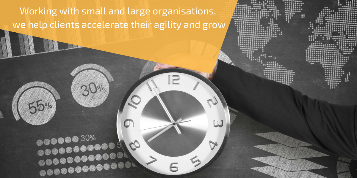 Value Glide help clients accelerate their agility and grow